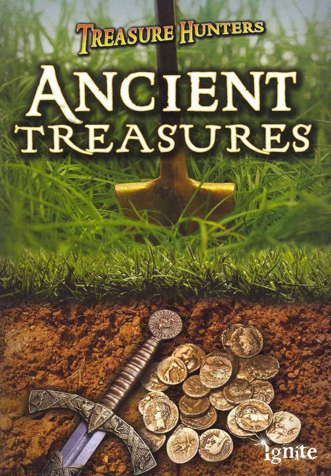 Ancient Treasures By Hunter, Nick